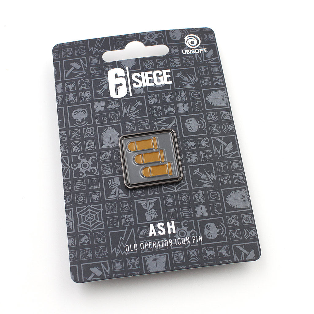 Ash Old Operator Pin (Limited Edition)