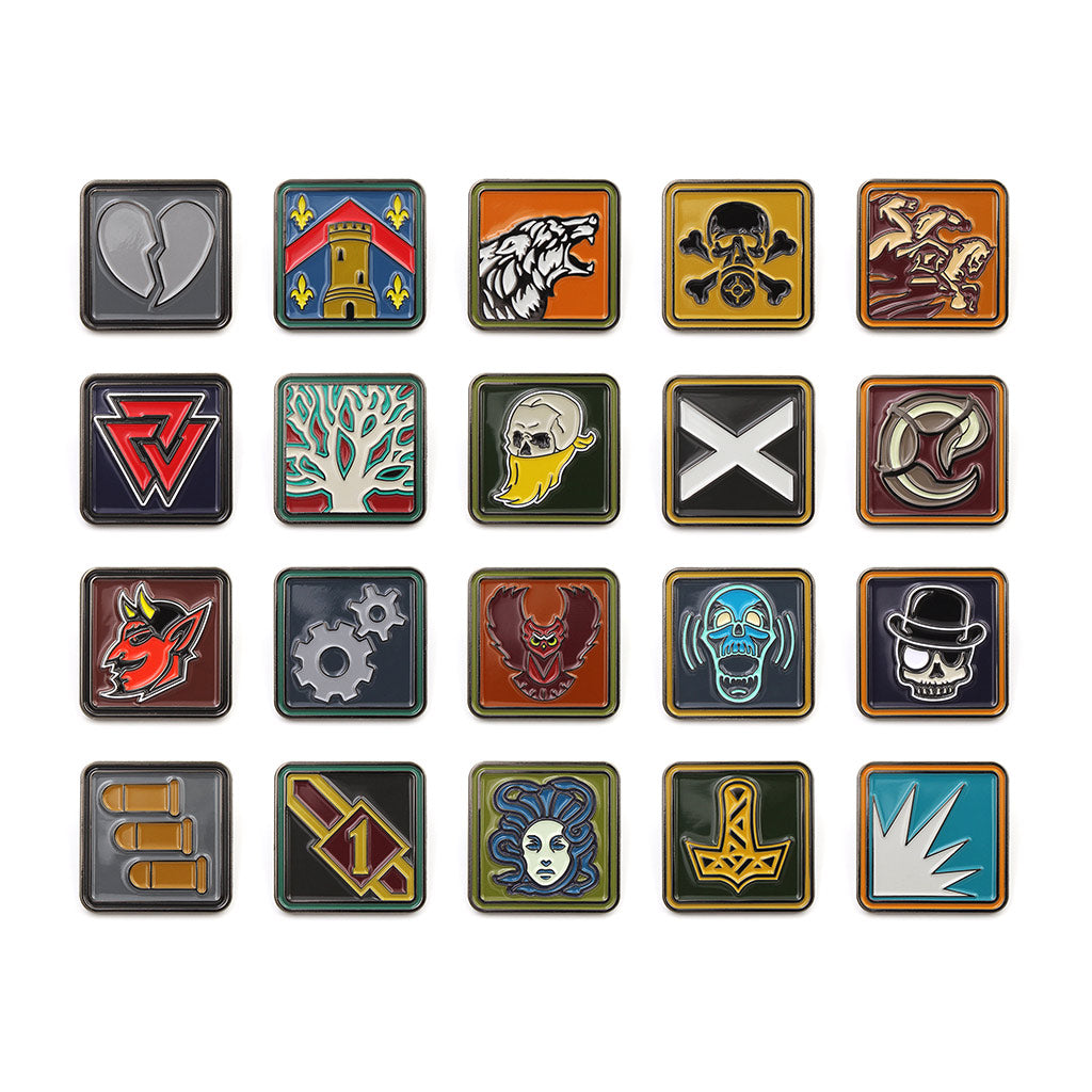 Old Operator Pin Bundle (Limited Edition)