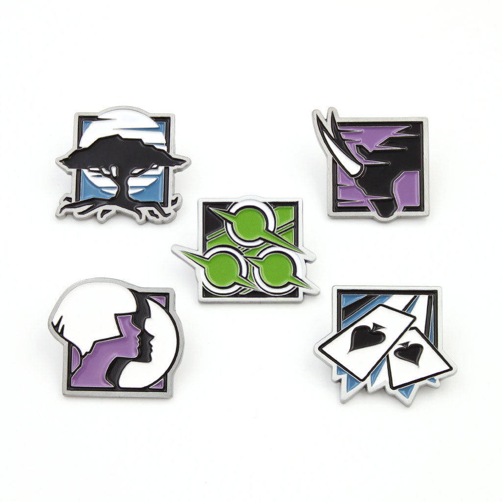 New Operator Pin Bundle - Six Collection