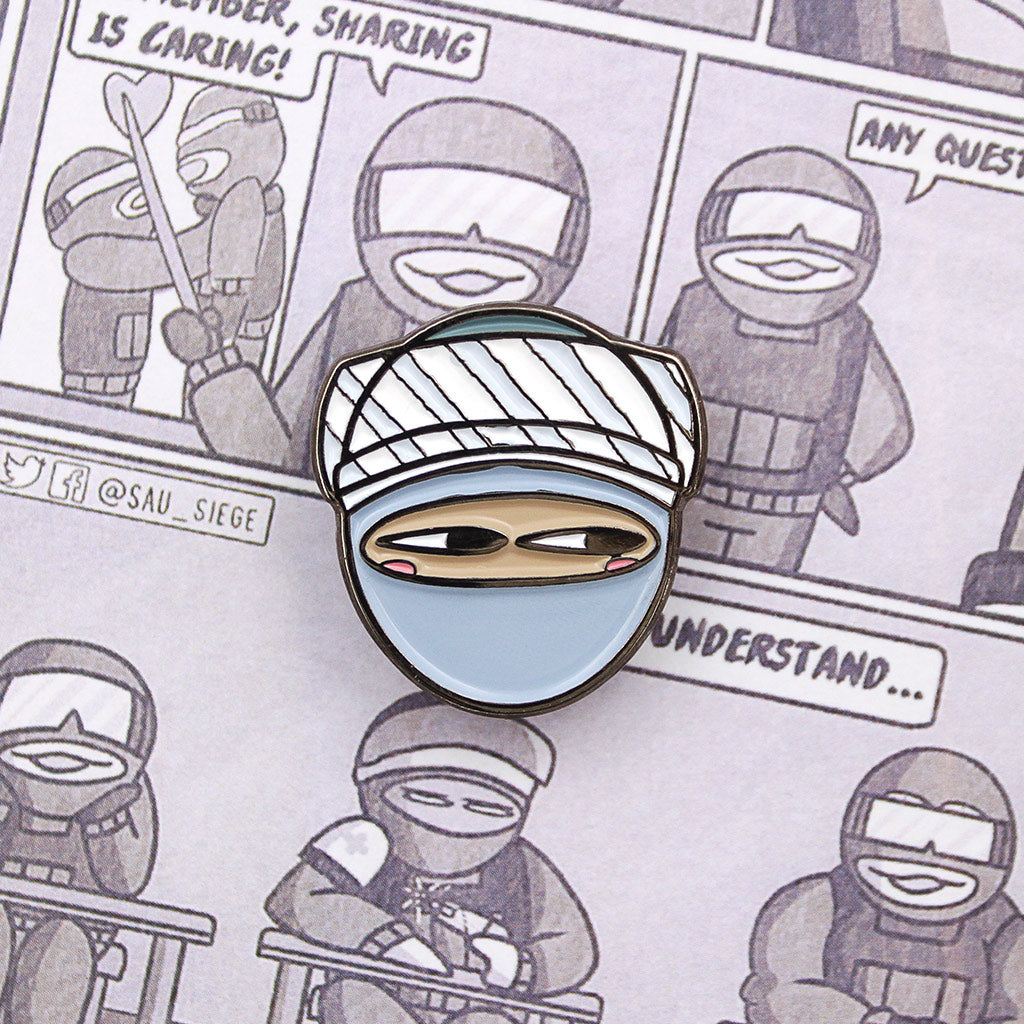 SAU-SIEGE Doc Pin
