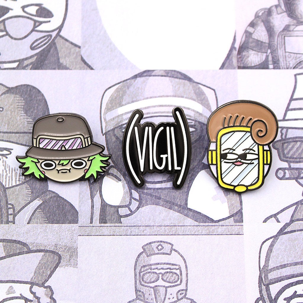 SAU-SIEGE Series 2 Pin Bundle