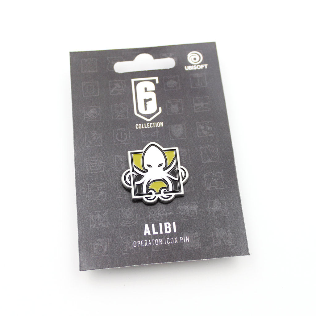 Alibi Operator Pin - The Koyo Store