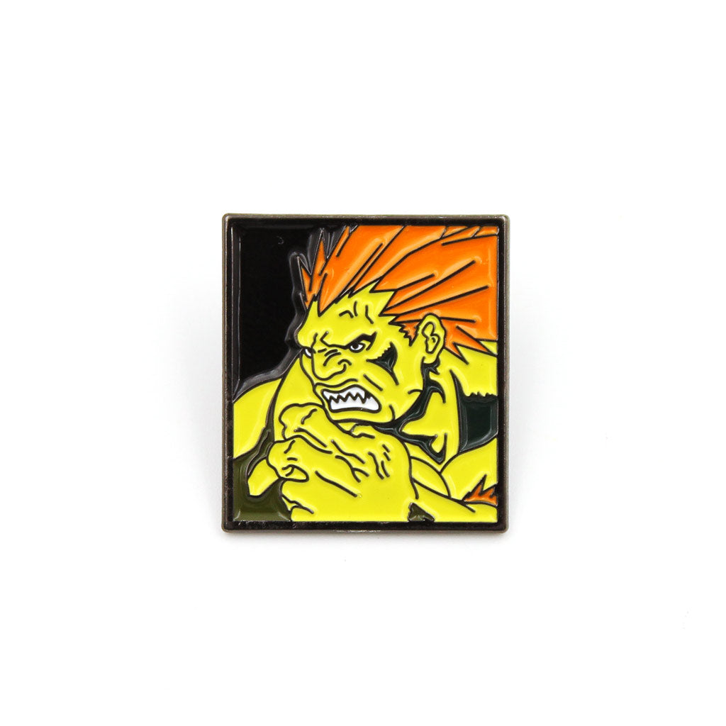 Blanka Street Fighter Pin - The Koyo Store