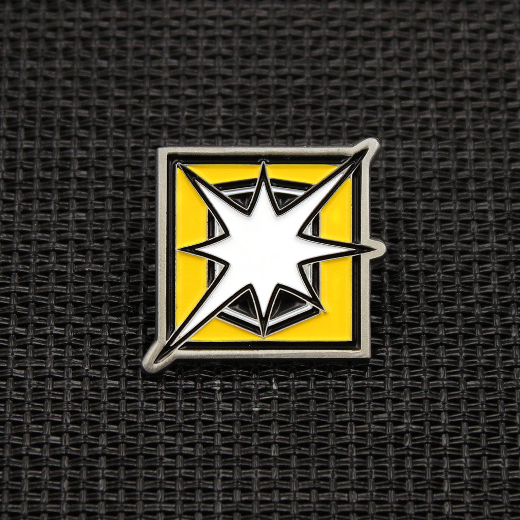 Blitz Operator Pin - The Koyo Store
