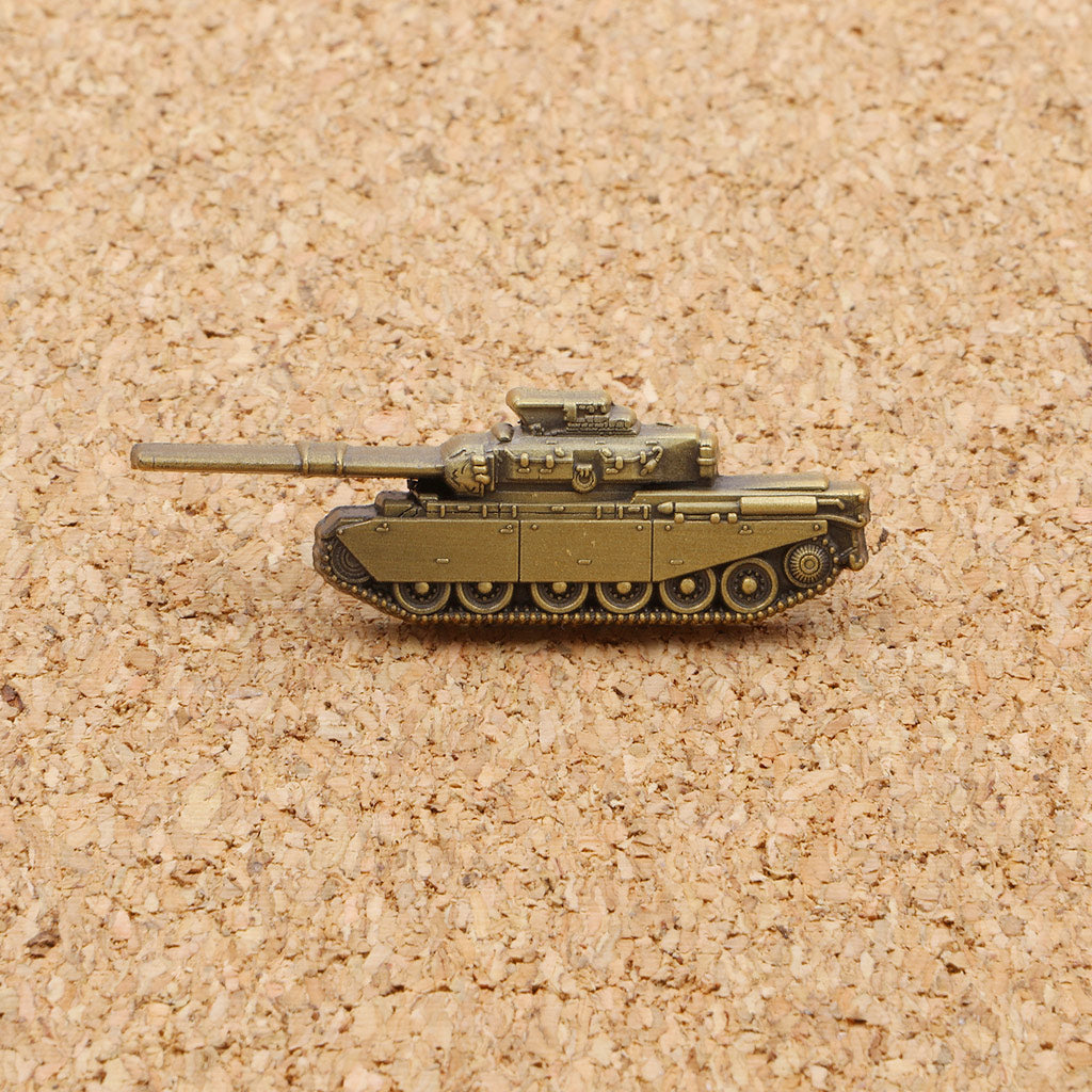 Centurion Tank Pin - The Koyo Store