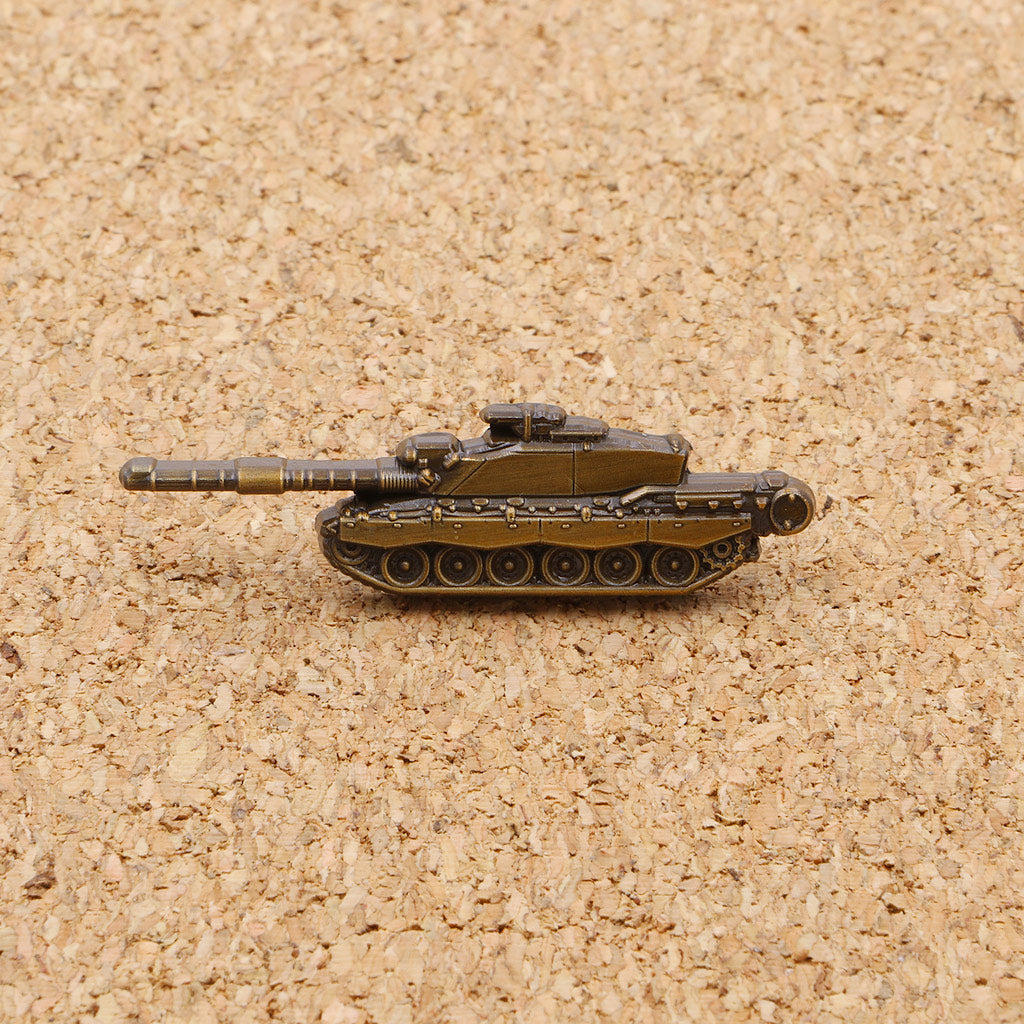 Challenger 2 Tank Pin - The Koyo Store