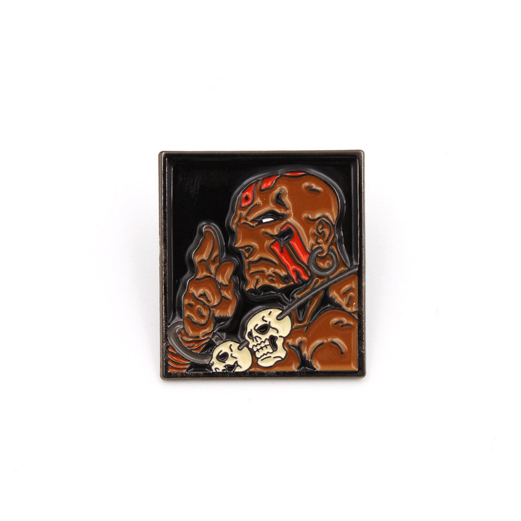 Dhalsim Street Fighter Pin - The Koyo Store