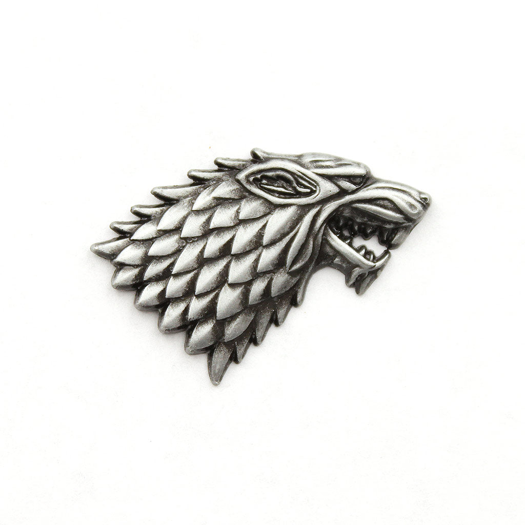 Game of Thrones House Stark Pin - The Koyo Store