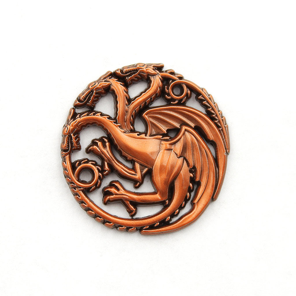 Game of Thrones House Targaryen Pin - The Koyo Store
