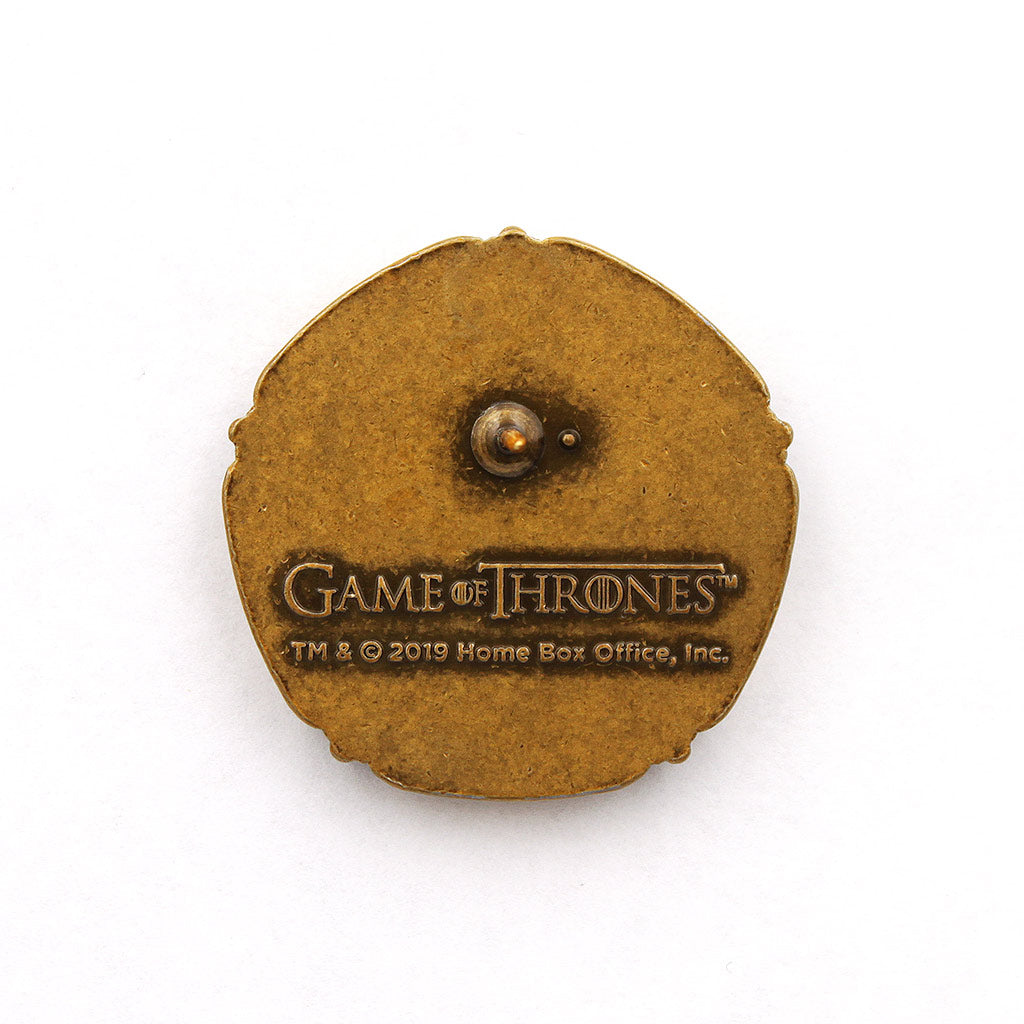 Game of Thrones House Tyrell Pin - The Koyo Store