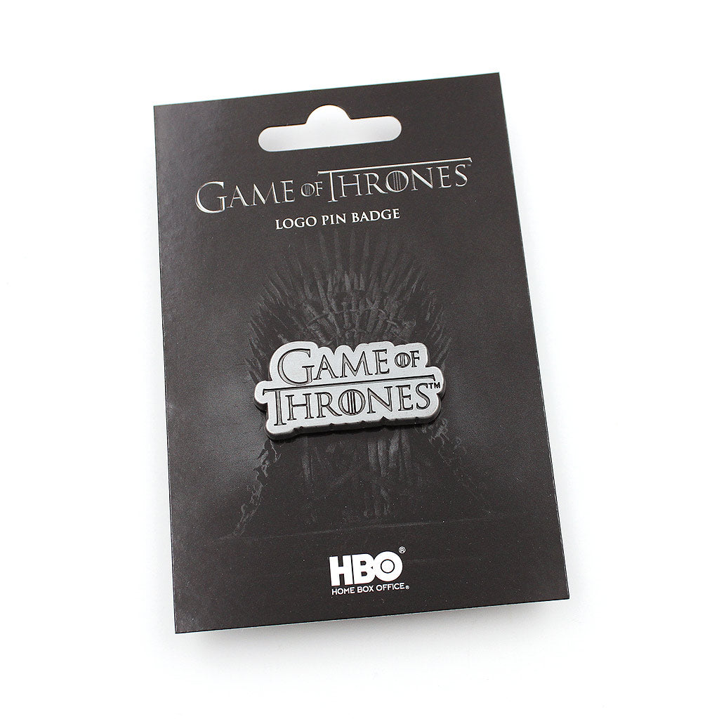Game of Thrones Logo Pin - The Koyo Store