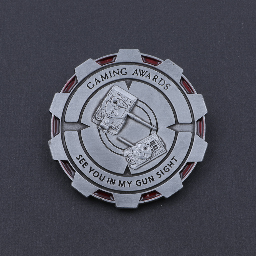 World of Tanks Achievement Coin - The Koyo Store