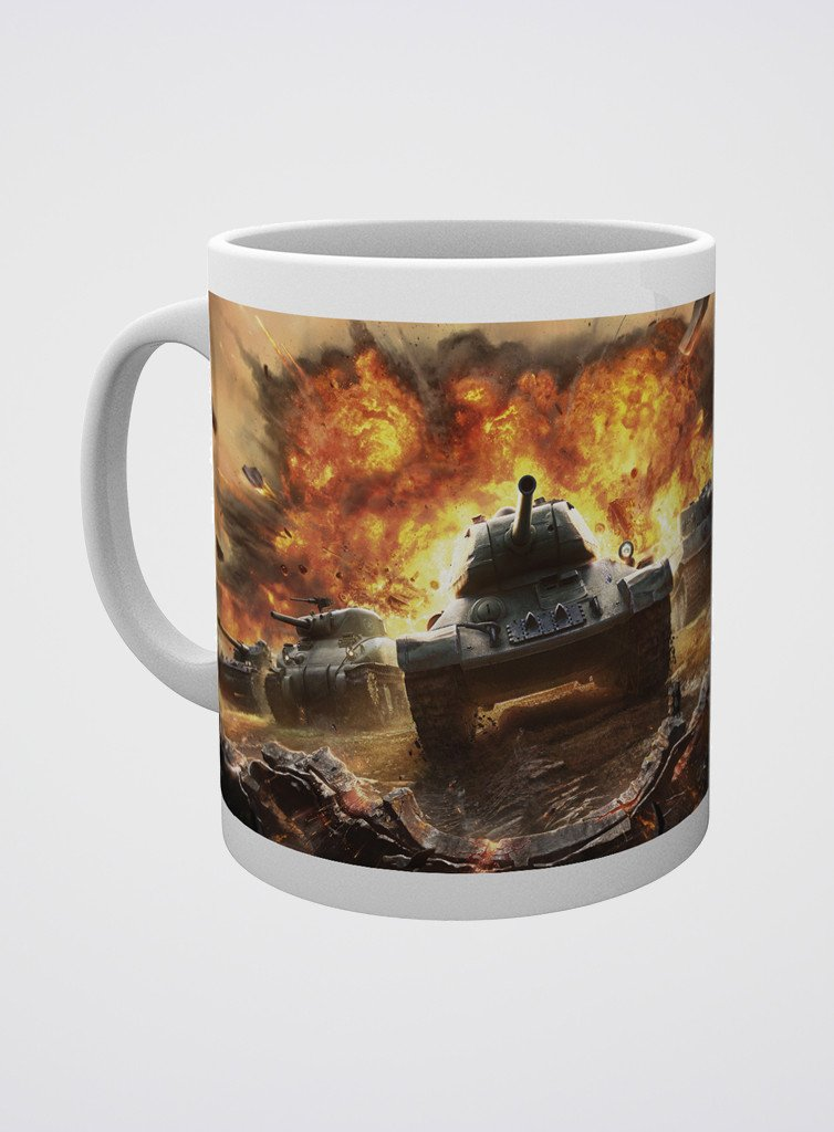 World of Tanks Roll Out Mug - The Koyo Store