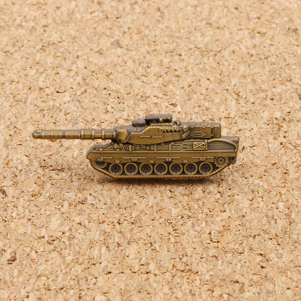 Leopard 1 Tank Pin - The Koyo Store