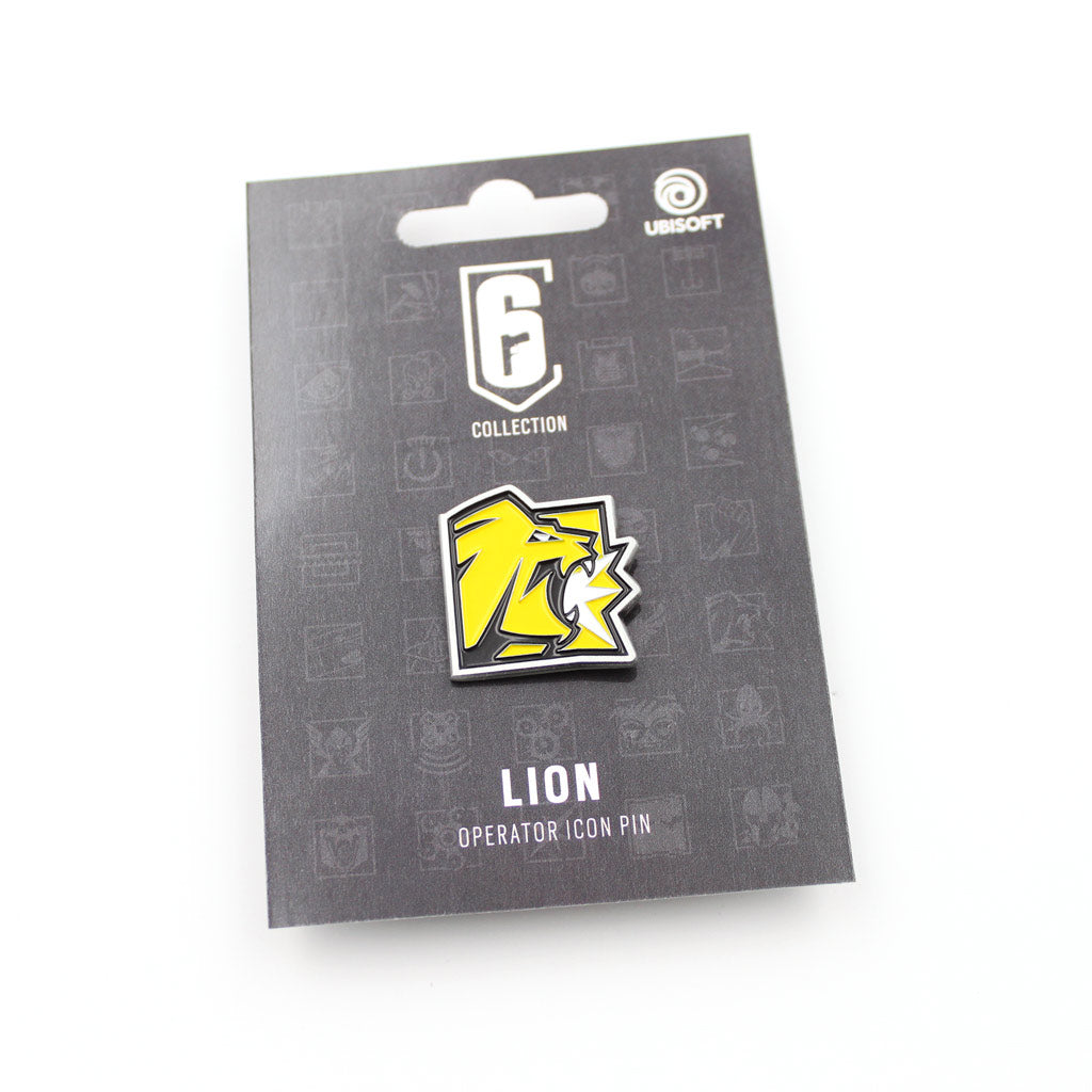 Lion Operator Pin - The Koyo Store