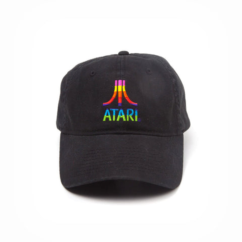 Official Atari - Multi Colour Logo Cap