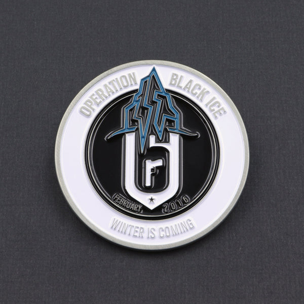 Operation Black Ice Coin - The Koyo Store