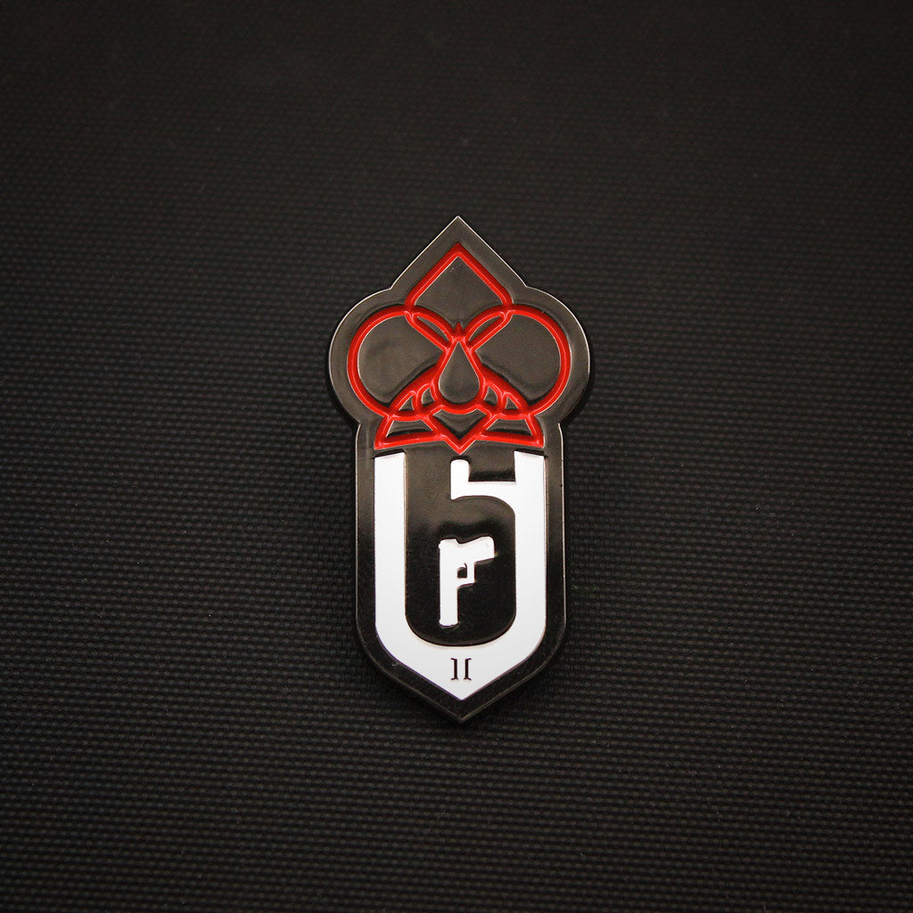 Operation Blood Orchid Pin - The Koyo Store