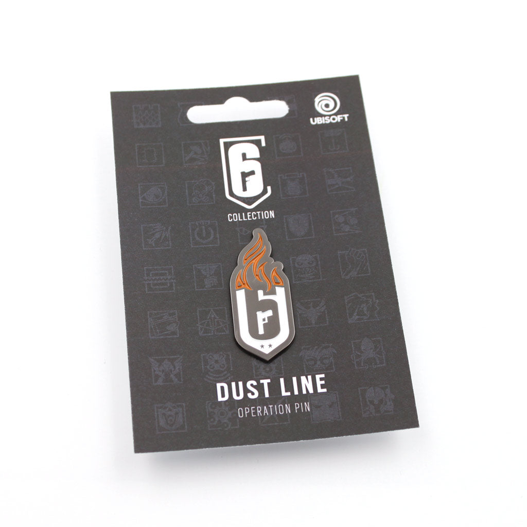 Operation Dust Line Pin - The Koyo Store