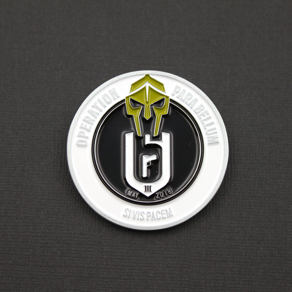 Operation Para Bellum Coin - The Koyo Store