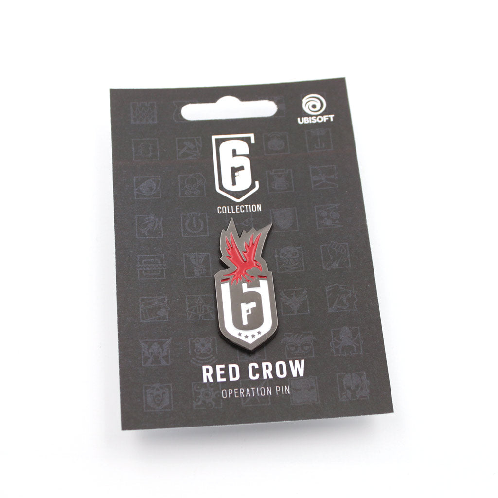 Operation Red Crow Pin - The Koyo Store