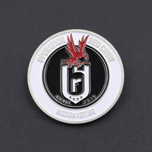 Operation Red Crow Coin - The Koyo Store