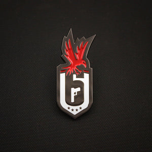 Operation Red Crow Pin