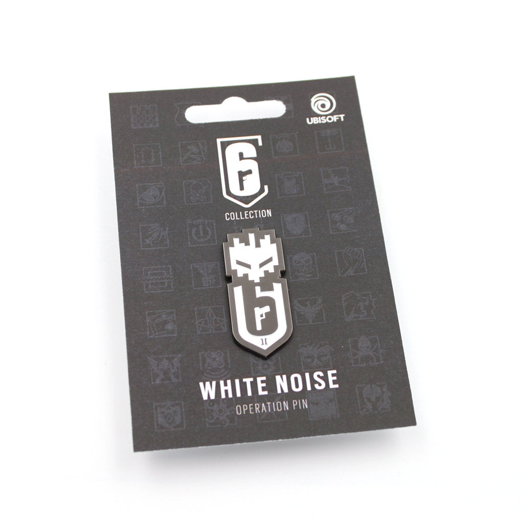 Operation White Noise Pin - The Koyo Store