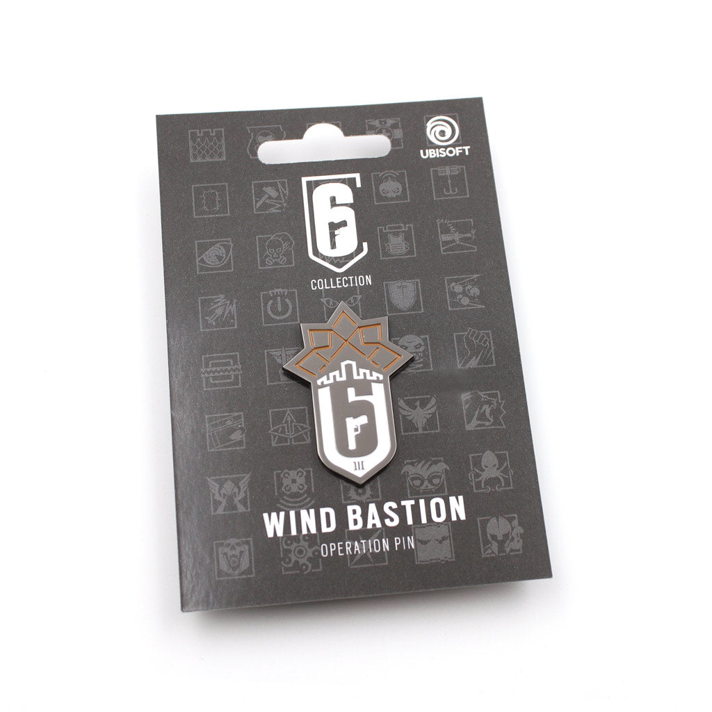 Operation Wind Bastion Pin - The Koyo Store