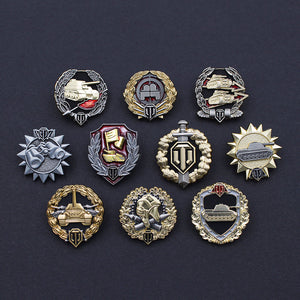 World of Tanks Original Pin Bundle - The Koyo Store