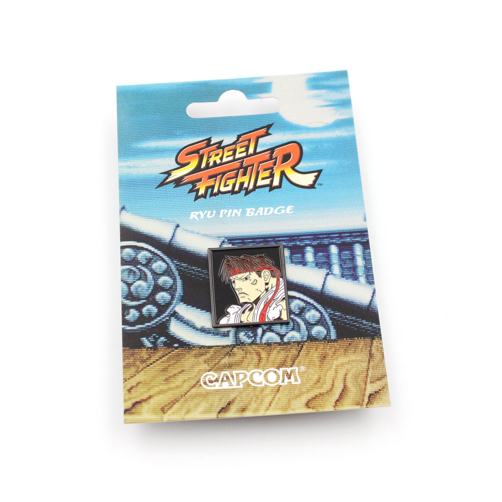 Ryu Street Fighter Pin - The Koyo Store