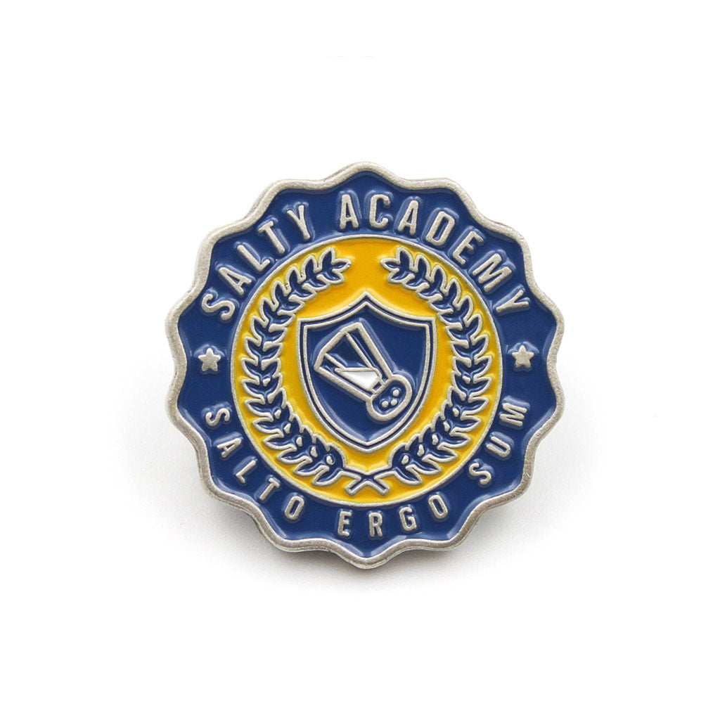 Salty Academy Pin - The Koyo Store