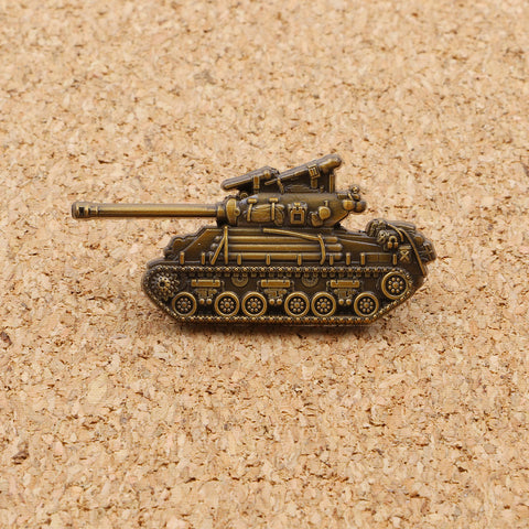 Sherman Tank Pin - The Koyo Store