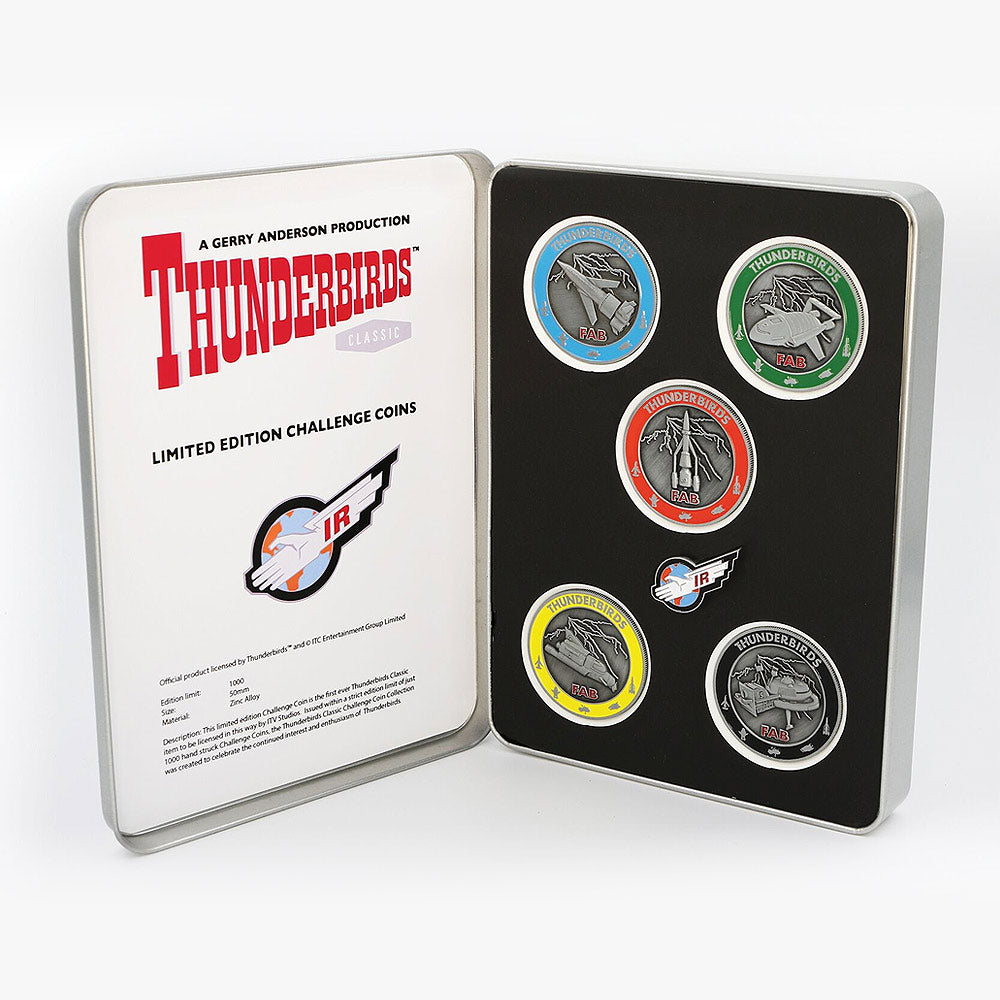 Thunderbirds Collectors Edition Set - The Koyo Store