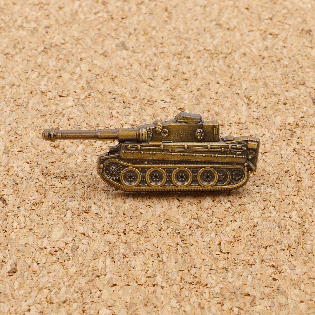 Tiger Tank Pin - The Koyo Store