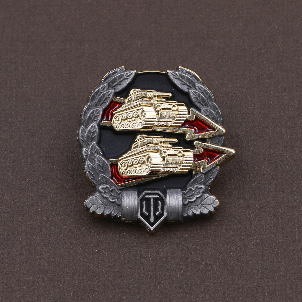 World of Tanks Confederate Pin - The Koyo Store