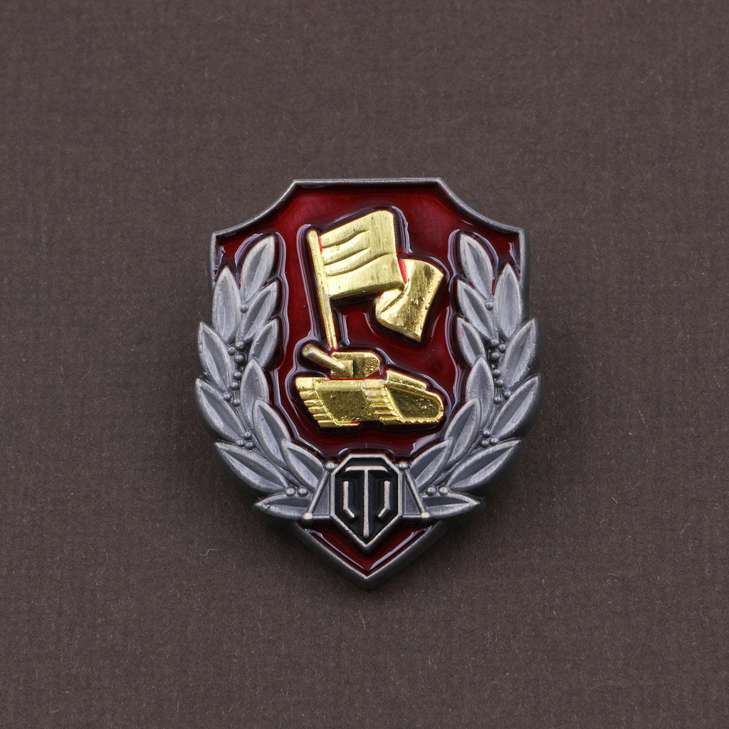 World of Tanks Defender Pin - The Koyo Store