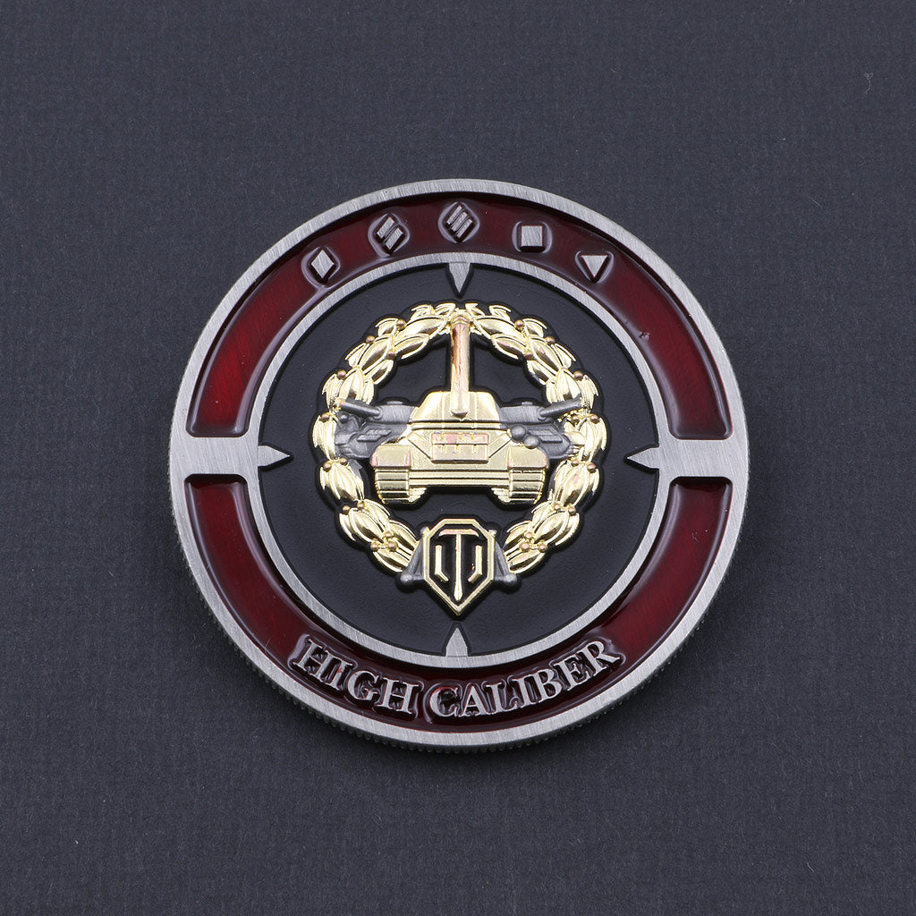 World of Tanks High Caliber Coin - The Koyo Store
