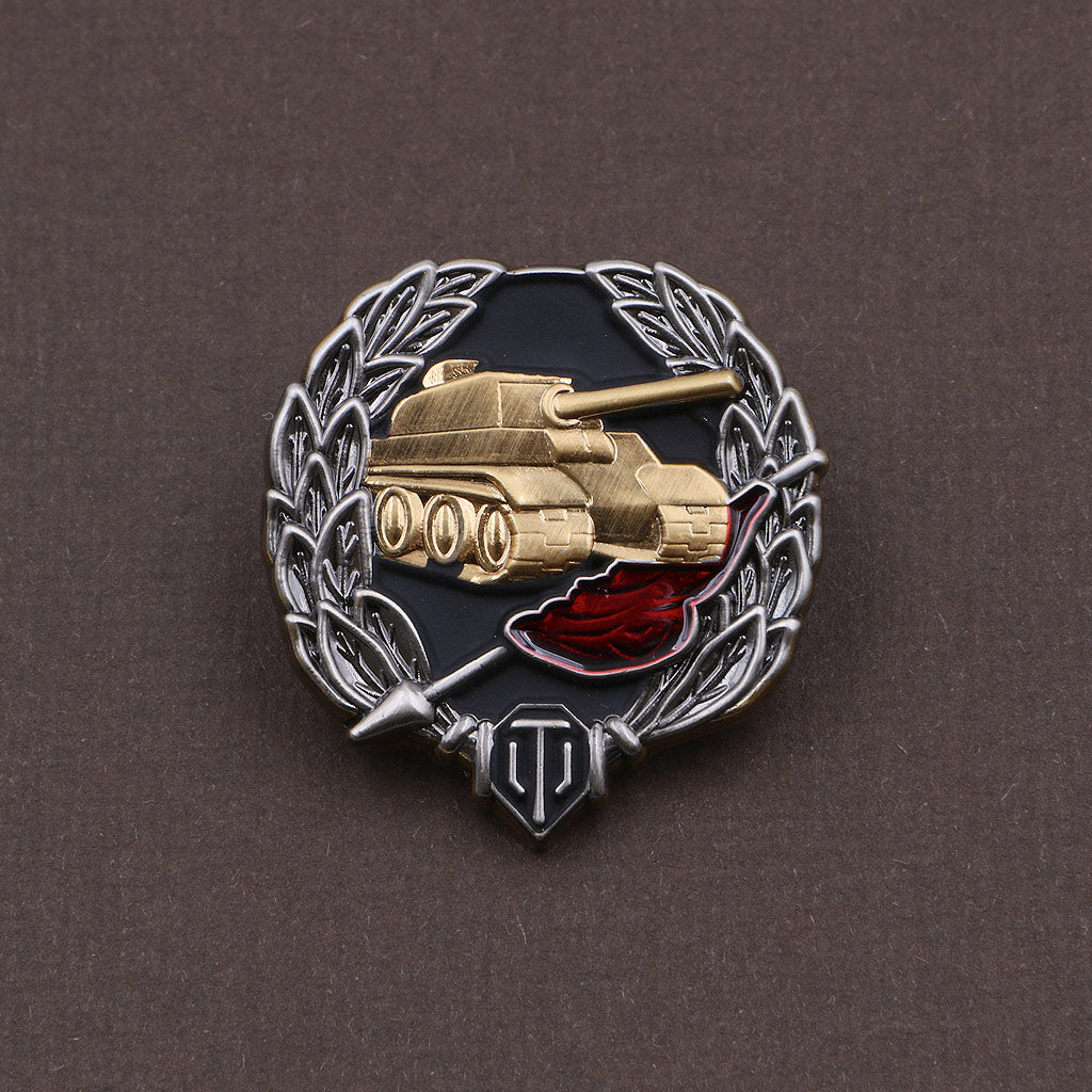 World of Tanks Invader Pin - The Koyo Store