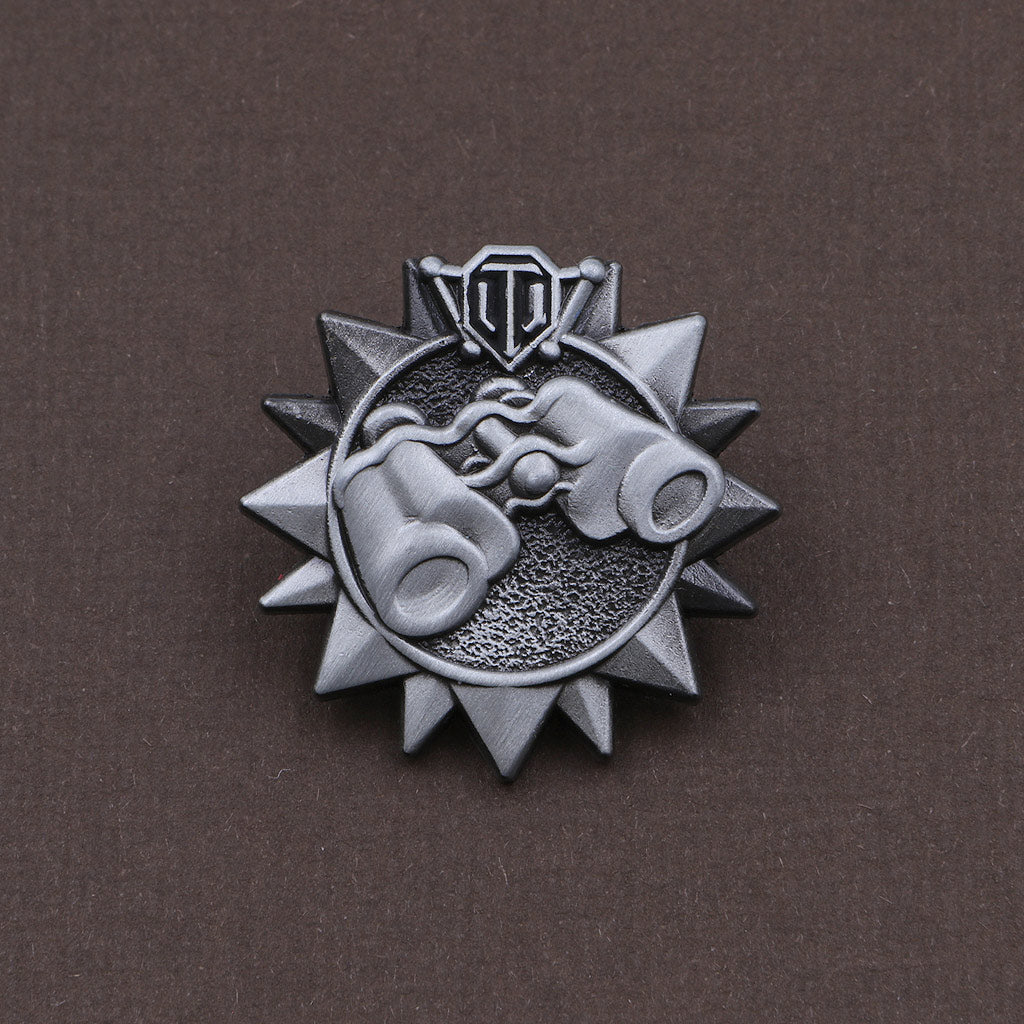 World of Tanks Patrol Duty Pin - The Koyo Store