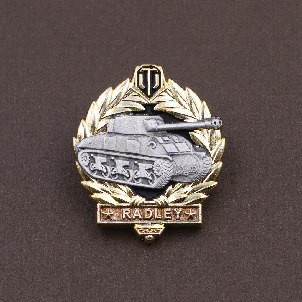 World of Tanks Radley Walter's Pin - The Koyo Store
