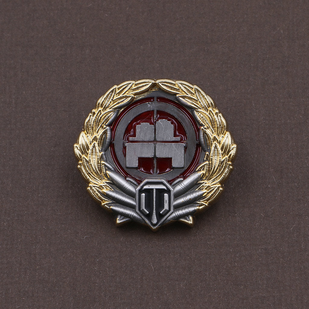 World of Tanks Tank Sniper Pin - The Koyo Store