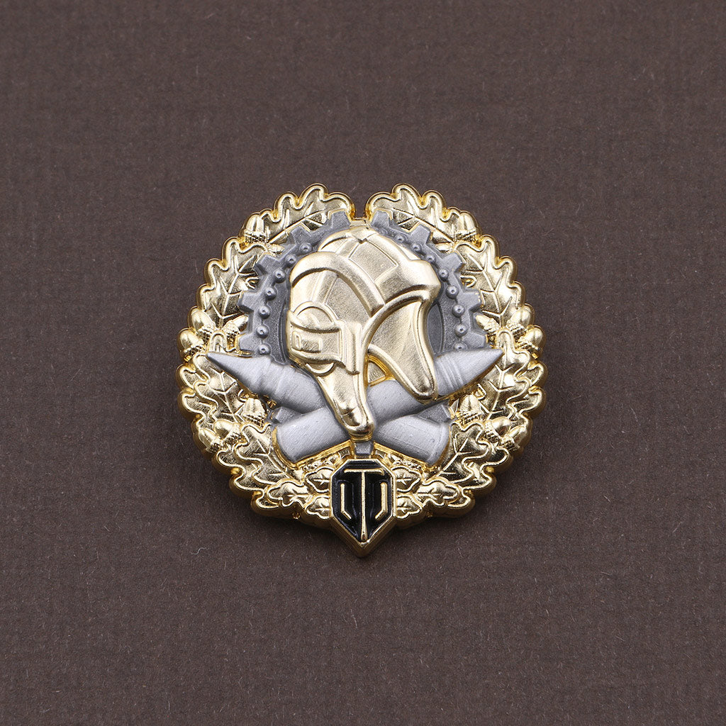 World of Tanks War Genius Pin - The Koyo Store