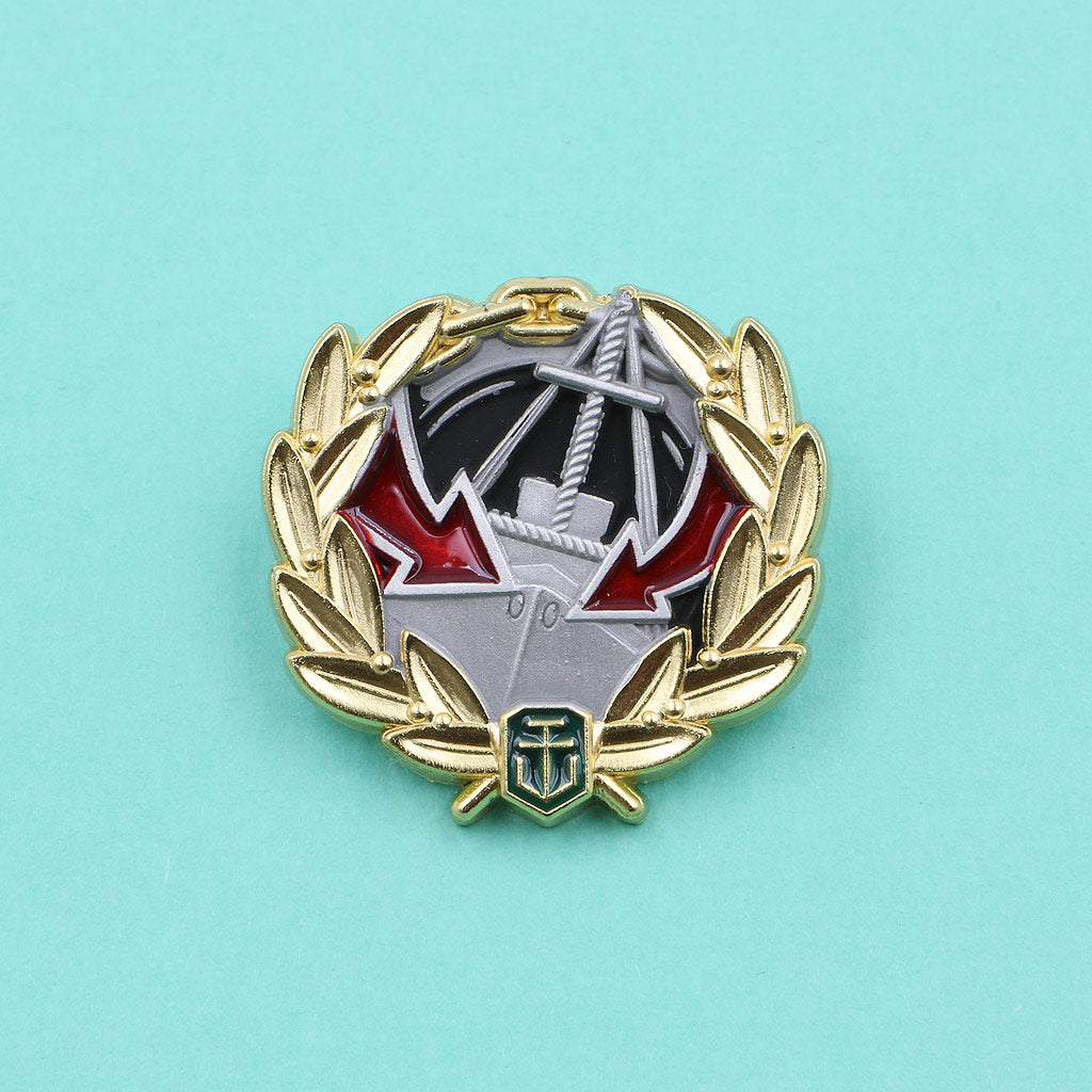 World of Warships Confederate Pin - The Koyo Store