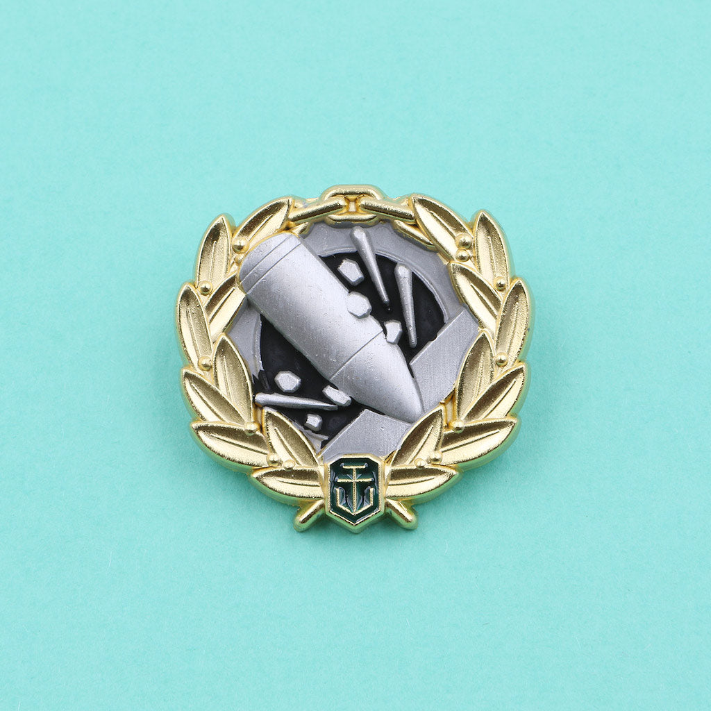 World of Warships High Caliber Pin - The Koyo Store