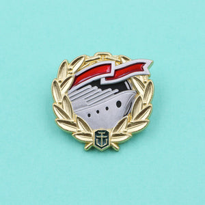 World of Warships Solo Warrior Pin - The Koyo Store