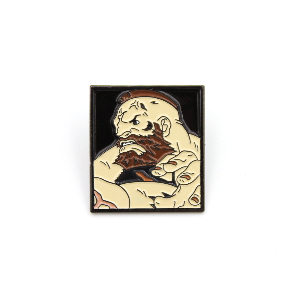Zangief Street Fighter Pin - The Koyo Store