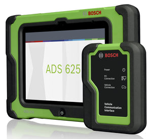 "ADS 625 Diagnostic Scan Tool with 10"" Screen"