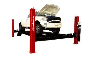 Challenger 4030EAX - 30,000 lb. Capacity 4 Post Alignment Lift