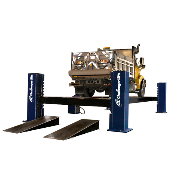 Challenger 44050 - 50,000 lb Capacity 4-Post Lift